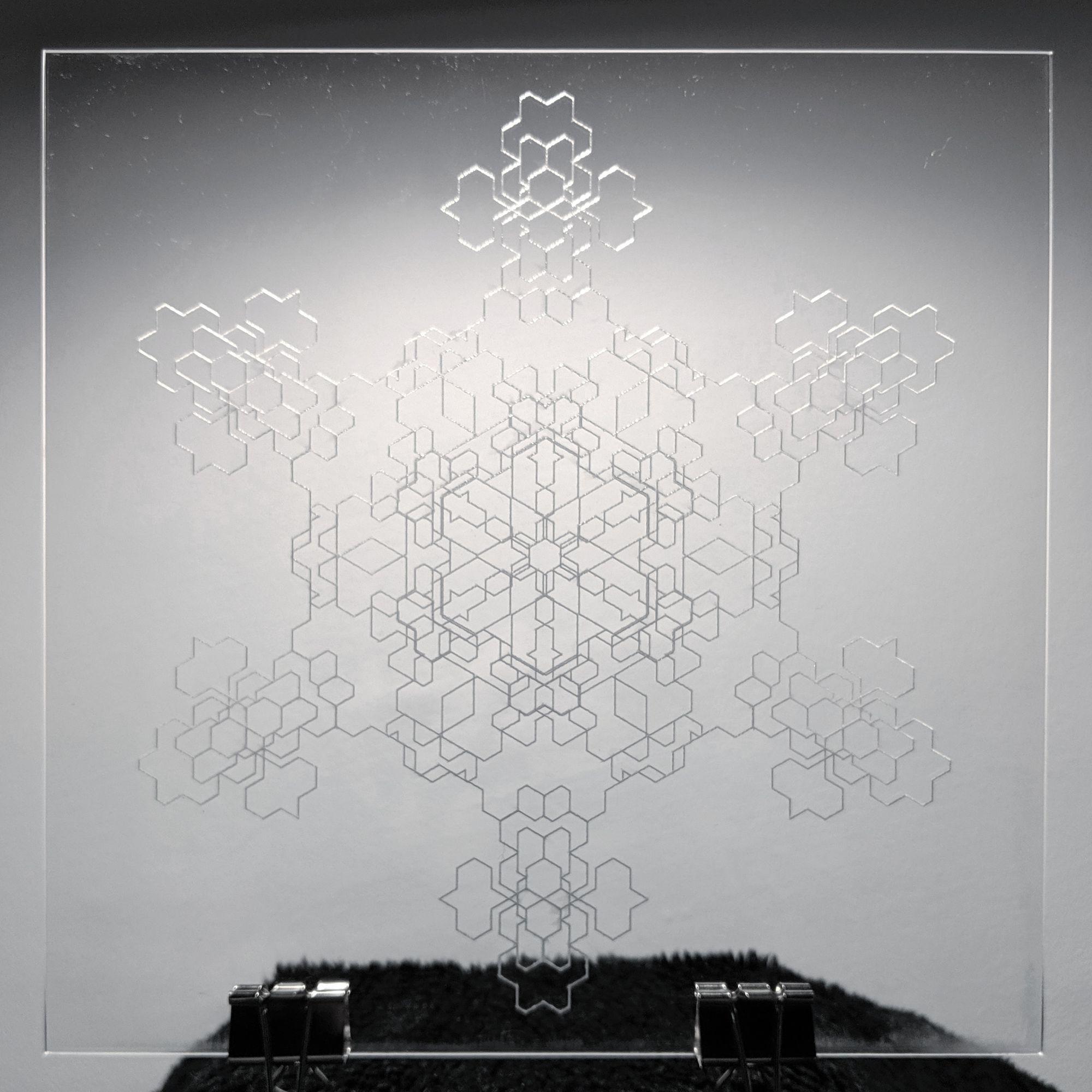 Snowflake (2019) - Julian Burgess